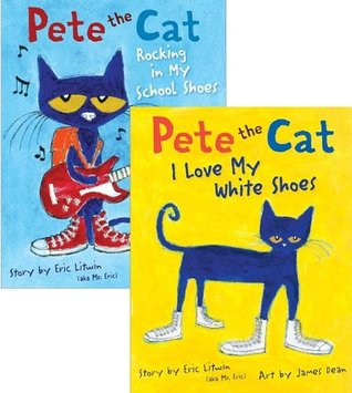 Pete The Cat I Love My White Shoes Props