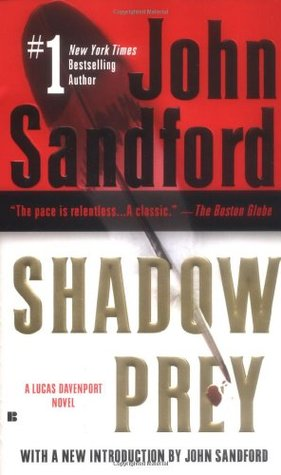 Shadow Prey (Lucas Davenport #2)
