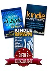 Kindle Publishing Box Set: How To Write A Book In Less Than 24 Hours, K Money Mastery & Kindle Marketing Secrets