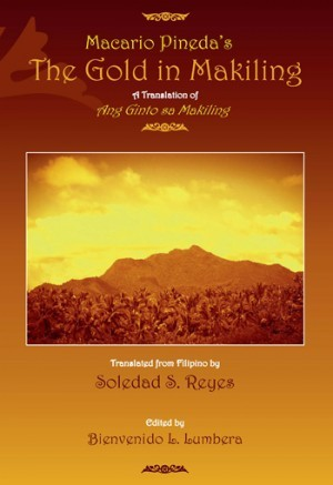 storm translated by bienvenido lumbera See bienvenido l lumbera, tagalog poetry 1570-1898, tradition and  the  translation is lumbera's r have slightly altered his tagalog text to conform to a 1   but a storm is blowing from paradise it has got caught in his wings with such .