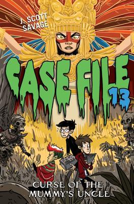 Curse of the Mummy's Uncle (Case File 13, #4)