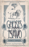 Ghosts of Tsavo (Society for Paranormals, #1)