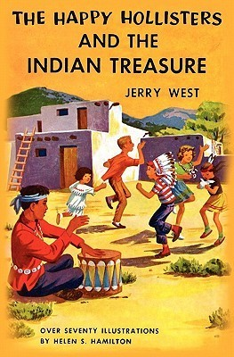 The Happy Hollisters and the Indian Treasure (Happy Hollisters #4)