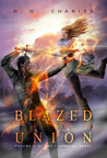 Blazed Union (The Fireblade Array, #4)