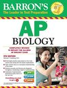 Barron's AP Biology with CD-ROM, 5th Edition (Barron's Ap Biology (Book & CD-Rom))
