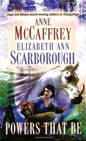 Powers That Be by Anne McCaffrey