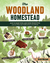 The Woodland Homestead: How to Create a Productive, Small-Scale Farm on Wooded Land