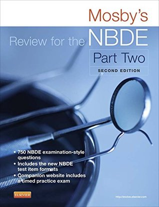 Mosby's Review for the NBDE Part II - Elsevieron VitalSource (Mosby's Review for the Nbde: Part 2 (National Board Dental Examination))