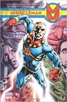Miracleman, Book Two by Alan Moore
