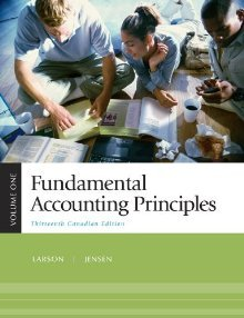 Fundamental Accounting Principles by Kermit D. Larson