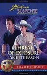 Threat of Exposure (Texas Ranger Justice, #5)