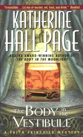The Body in the Vestibule by Katherine Hall Page