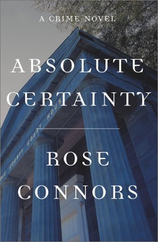 Absolute Certainty by Rose Connors