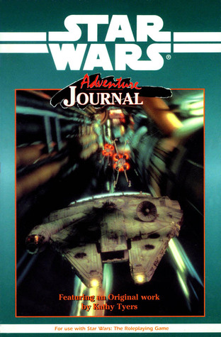 The Official Star Wars Adventure Journal, Vol. 1 No. 6