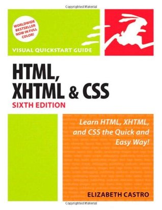 HTML, XHTML, and CSS by Elizabeth Castro