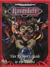Van Richten's Guide to the Vistani: Ravenloft Accessory RR12: (Advanced Dungeons & Dragons 2nd Edition)