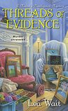 Threads of Evidence (Mainely Needlepoint series)