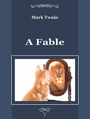 Image result for a fable by mark twain