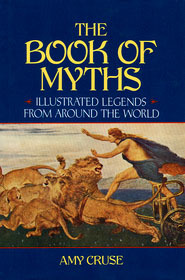 The Book of Myths by Amy Cruse