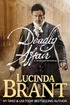 Deadly Affair (Alec Halsey Mystery, #2)
