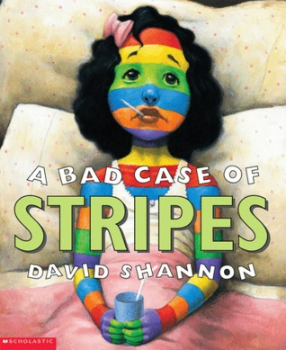 A Bad Case of Stripes by David Shannon — Reviews, Discussion ...