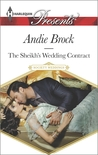The Sheikh's Wedding Contract (Society Weddings #4)