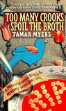 Too Many Crooks Spoil the Broth (Pennsylvania Dutch Mystery, #1)