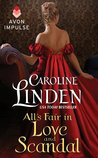 All's Fair In Love and Scandal (Scandalous, #2.5)
