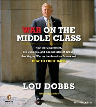 War On The Middle Class Abridged Compact Discs