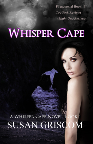 Whisper Cape by Regan Walsh