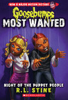 Night of the Puppet People (Goosebumps Most Wanted, #8)