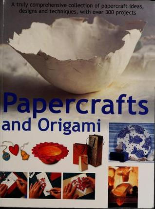 Papercraft And Origami Stationary
