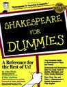 Shakespeare For Dummies (For Dummies (Computer/Tech))