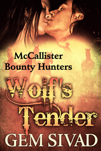 Wolf's Tender by Gem Sivad