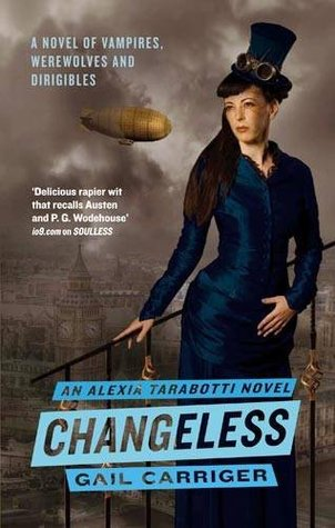 Changeless by Gail Carriger