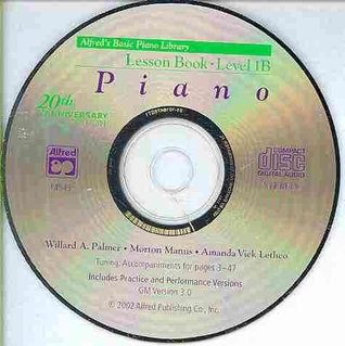 Alfred's Basic Piano Library: Lesson Book: Level 1b