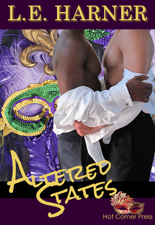 Altered States by L.E. Harner