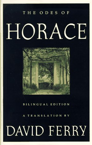 The Odes of Horace by Horace
