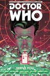 Doctor Who: The Eleventh Doctor, Vol. 2: Serve You
