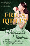 The Viscount's Christmas Temptation (The Dukes of War, #0.5)