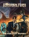 The Paranet Papers (The Dresden Files Roleplaying Game, #3)