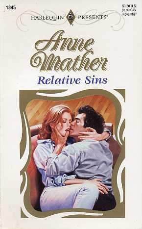 Relative Sins  (Top Author) by Anne Mather