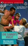 One Summer's Knight (The Sisters Waskowitz, #3) (Silhouette Intimate Moments, #944)