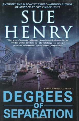Degrees of Separation by Sue Henry