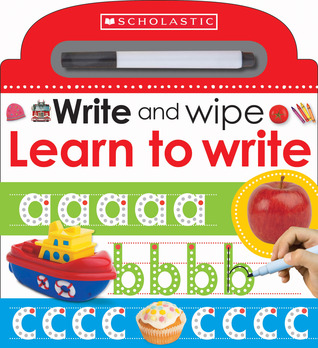 Listen and Learn, Write and Wipe - ABC with Sounds ...