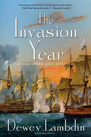The Invasion Year (Alan Lewrie, #17)