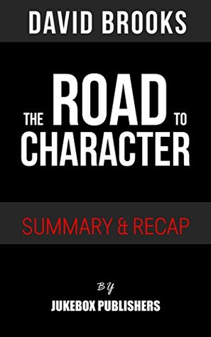 book reviews the road to character