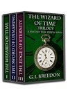 The Wizard of Time Trilogy (Wizard of Time, #1-3)