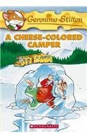 A Cheese-colored Camper by Geronimo Stilton