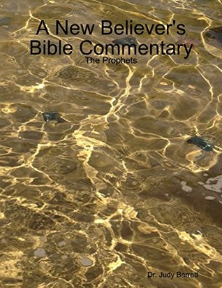 A New Believer's Bible Commentary: The Prophets